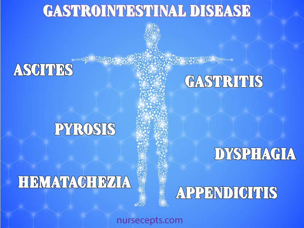 Medical Terminology Gastrointestinal System Diseases