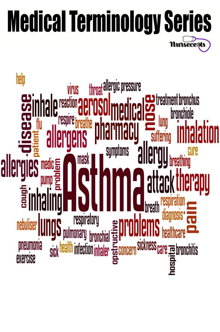 Medical-Terminology-Respiratory